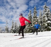 1st Prize – Whistler Nordic Experience