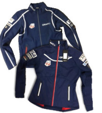 8th Prize – Craft USSA training jacket
