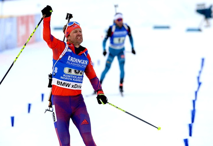 Bailey brings home silver [P] Nordic Focus