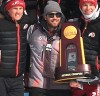Team Utah with NCAA trophy [P] NCAA