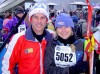 The Mortons at the Canadian Ski Marathon [P] Morton Collection