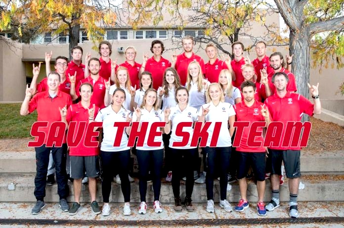 UNM Save the ski team [P]