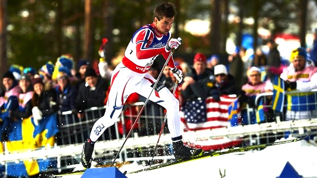 Tomas Northug at the WSC Falun [P] Nordic Focus