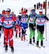 The SuperTour is a vital piece of U.S. Ski & Snowboard's development program, providing top level racing at key cross country centers around the nation [P] USSA