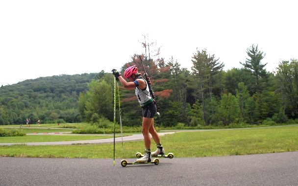 US Biathlon Summer Rollerski [P]