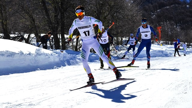 First ever FIS Cross-Country competitions in Chile [P] Jose Miguel Ormeno