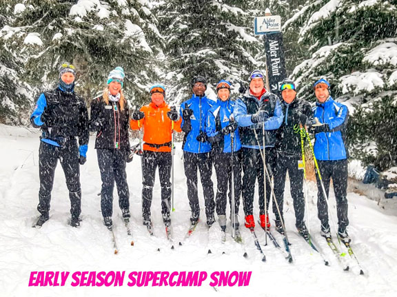 Early Season Supercamp Snow [P] XC Supercamp