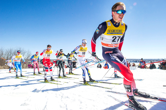 FIS World Cup Final - Pal Golberg (NOR) [P] Nordoc Focus