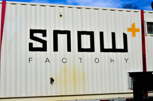 Snow Factory Delivery [P] Lake Placid