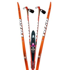 1st Prize – Yoko YXR Racing Skate skis, 9100 Poles and Bindings