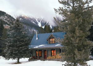 2nd Prize – Nipika Mountain Lodge