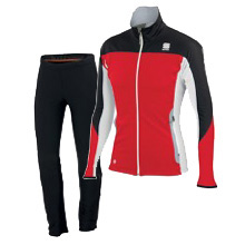 4th - Sportful Squadra WS Jacket and Pant
