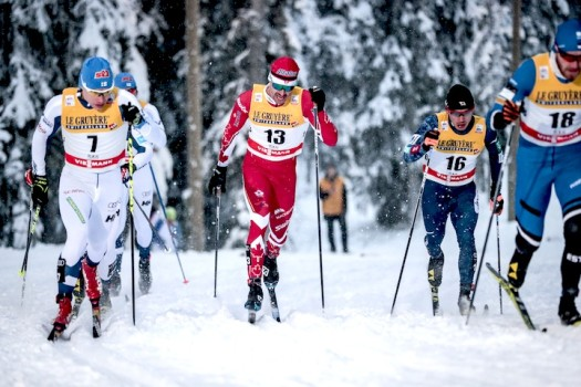 FIS world cup cross-country, individual sprint, Ruka (FIN)aAlex Harvey (CAN) [P] Nordic Focus
