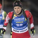 29.11.2017, Oestersund, Sweden, (SWE): Julia Ransom (CAN), Julia Ransom (CAN) - IBU world cup biathlon, individual women, Oestersund (SWE). www.nordicfocus.com. © Manzoni/NordicFocus. Every downloaded picture is fee-liable.