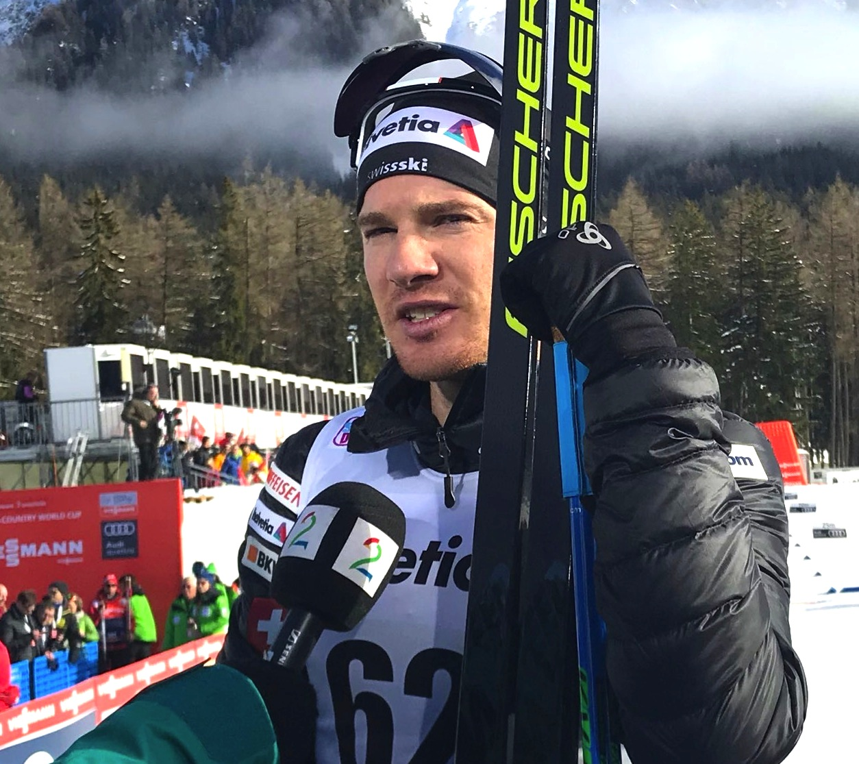 Canada S Harvey 20th As Cologna Triumphs At Home In Men S 15k Cl On Stg 2 Tour De Ski Kershaw Out Skitrax