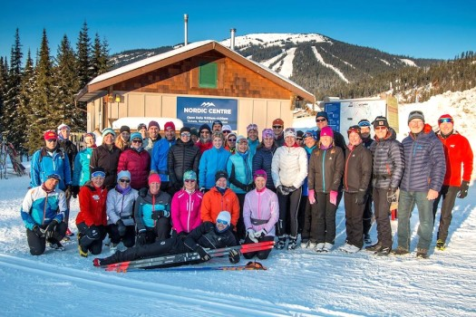 Glenn Bond SKI CAMP 2017 at Sun Peaks [P]
