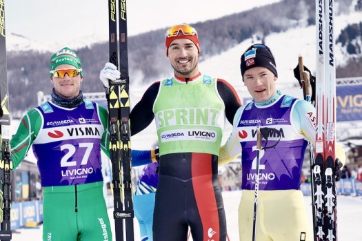 Men's podium [P] Magnus Osth
