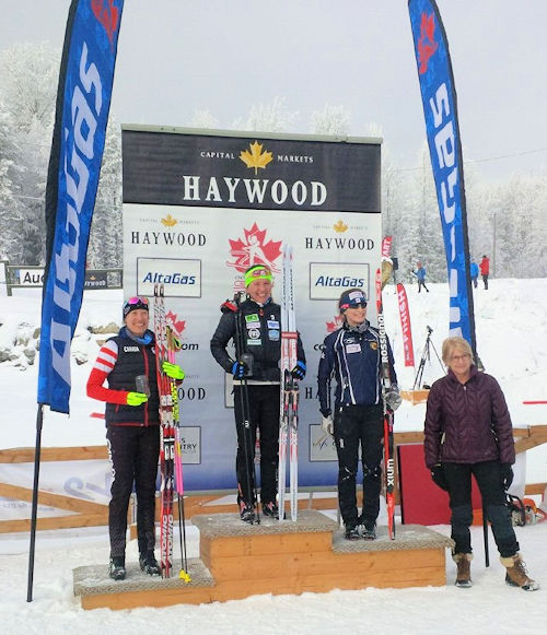 Senior Women's podium [P] CCC
