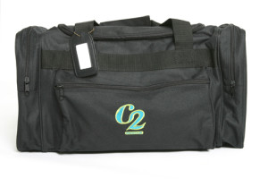 9th Prize – Concept2 Goodie Duffle Bag