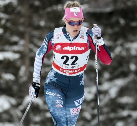 Sadie Bjornsen [P] Nordic Focus