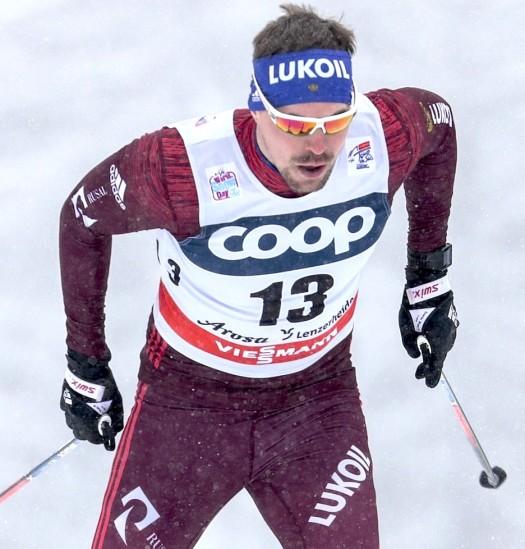 Sergey Ustiugov (RUS) [P] Nordic Focus