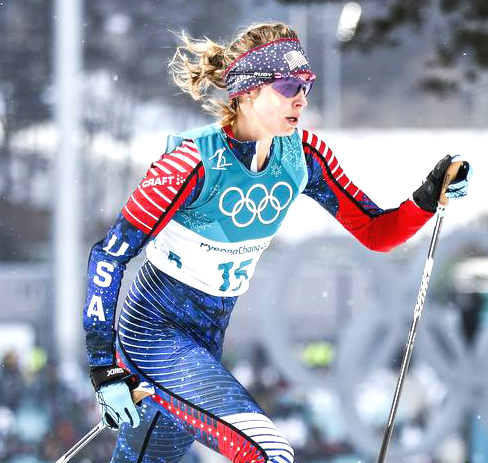 Jessie Diggins (USA) [P] Nordic Focus